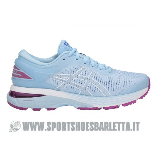 ASICS GEL KAYANO 25 donna ILLUSION BLUE