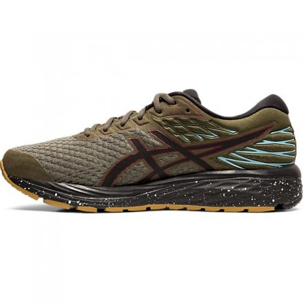 ASICS GEL PULSE 8 Woman BLACK/AQUARIUM/WHITE
