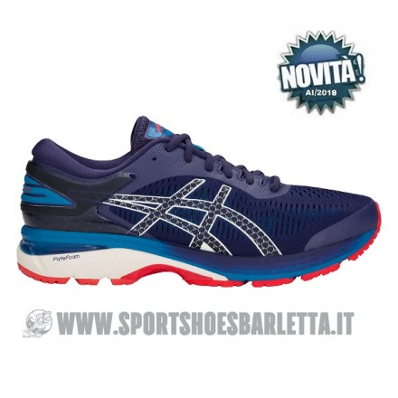 ASICS GEL KAYANO 25 INDIGO BLUE/CREAM
